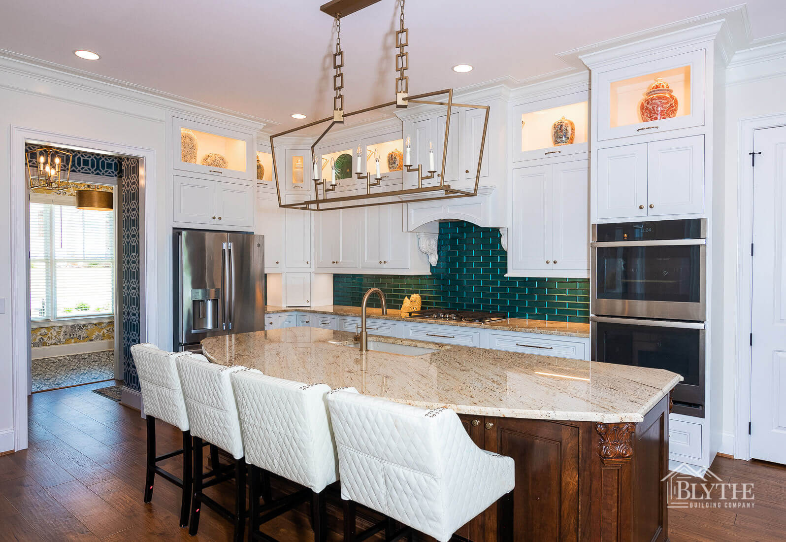 kitchen island home builder sc