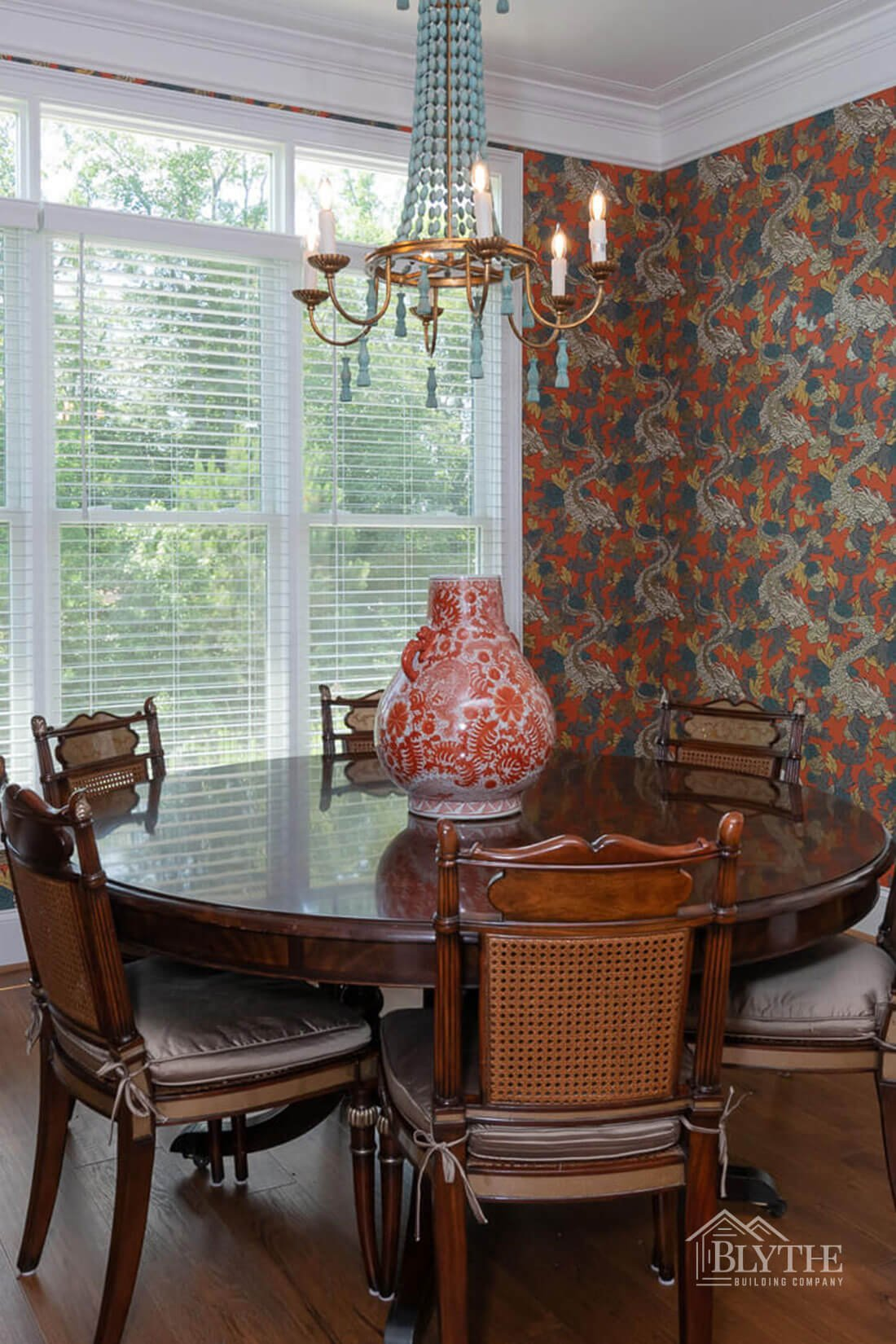 dinning room home builder sc