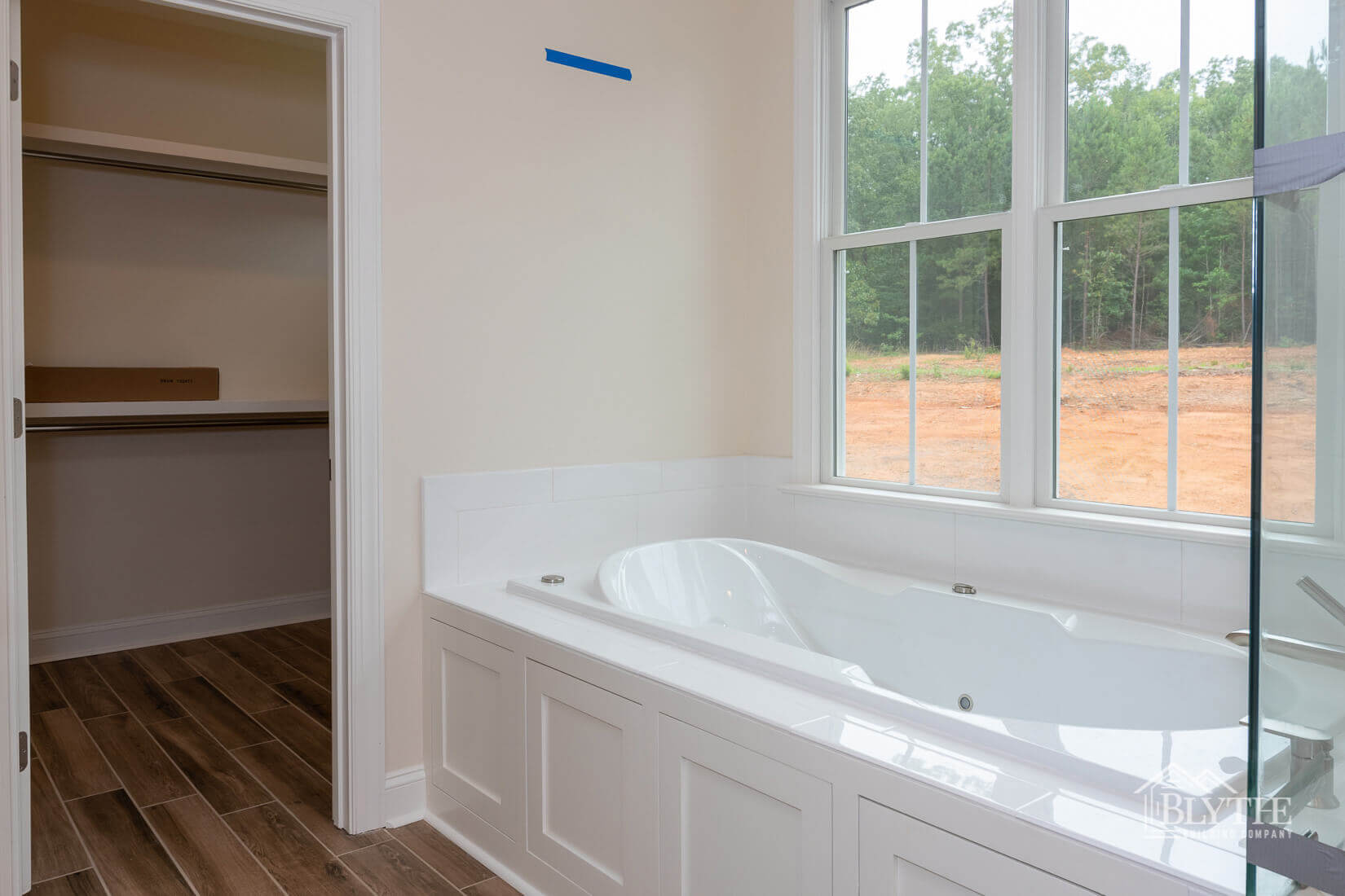 bathroom extra large tub home builder sc
