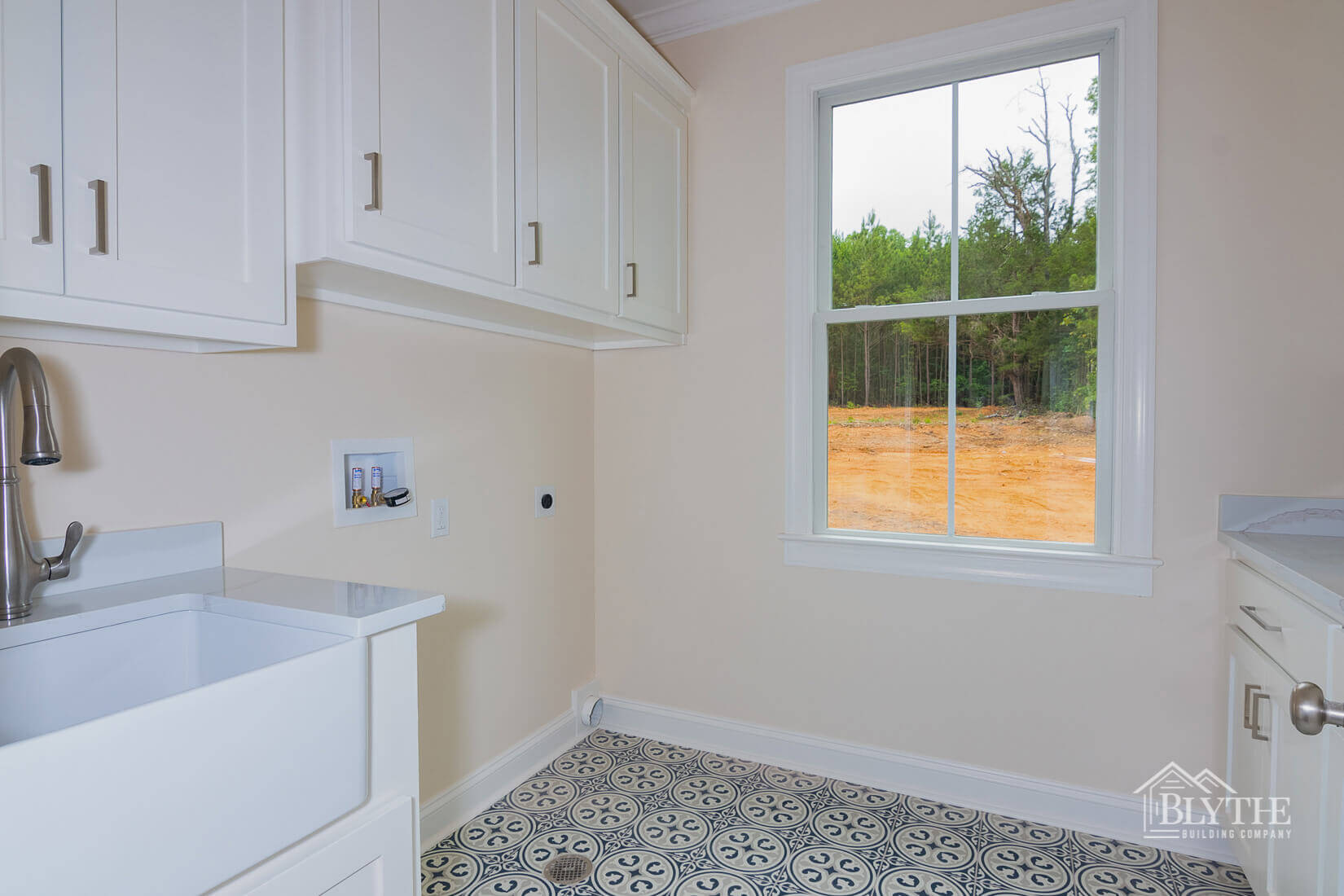 laundry room home builder sc